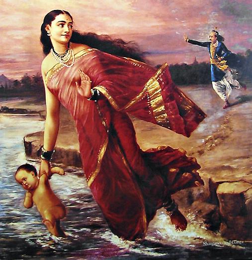 Ganga_shantanu