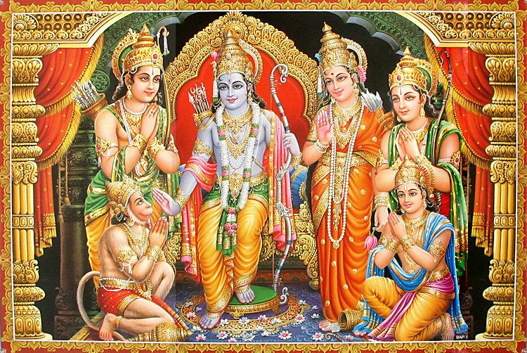 Lord-Ram-Darbar