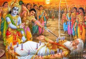 krishna bhism