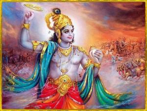 krishna chakra