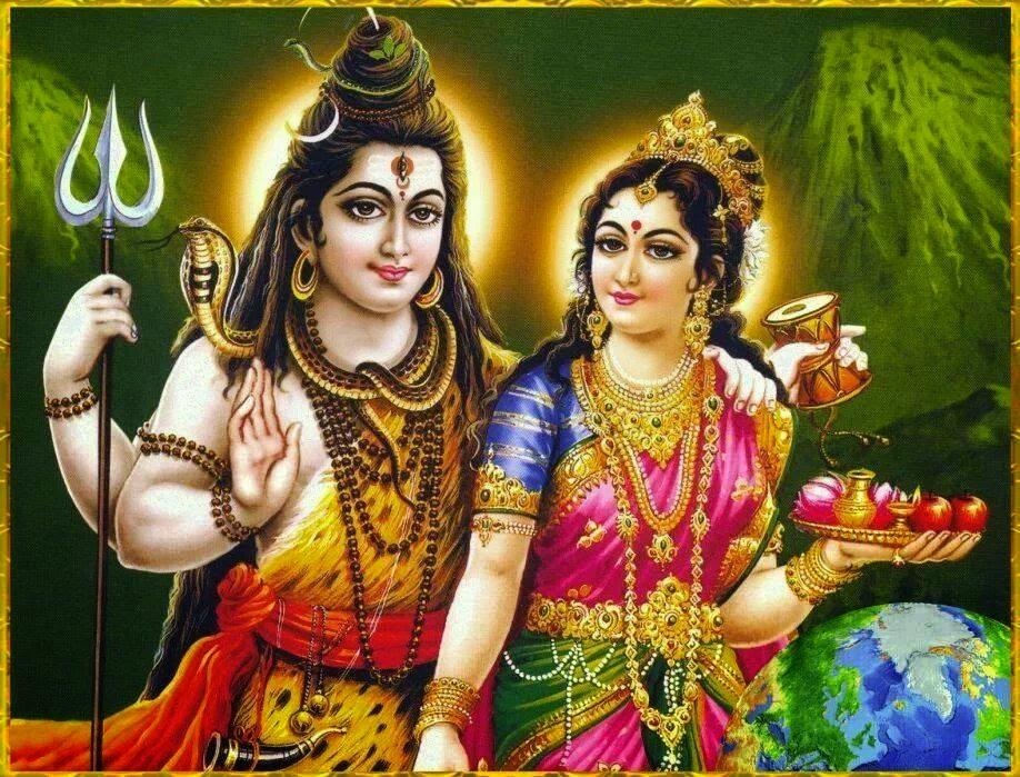 Shiva kajri teej