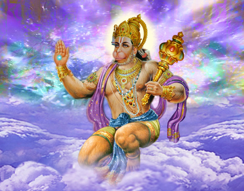 Hanuman High Quality Wallpaper - 2