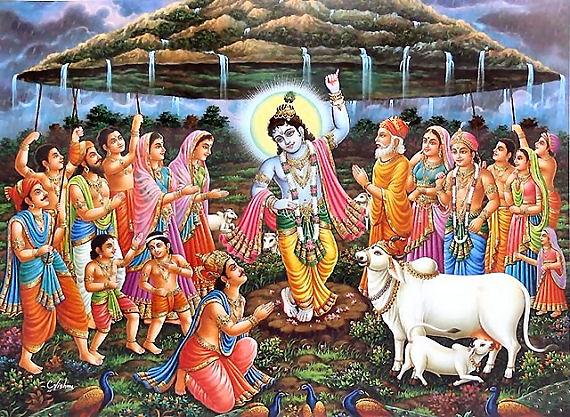 krishna-govardhan