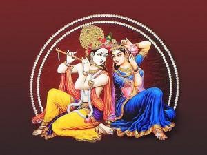 Krishna-Radha-beautiful-HD-wallpaper